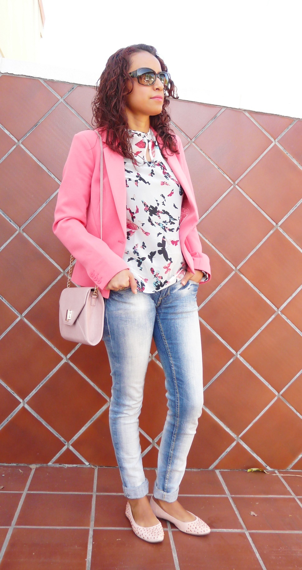 UN LOOK CASUAL CON JEANS