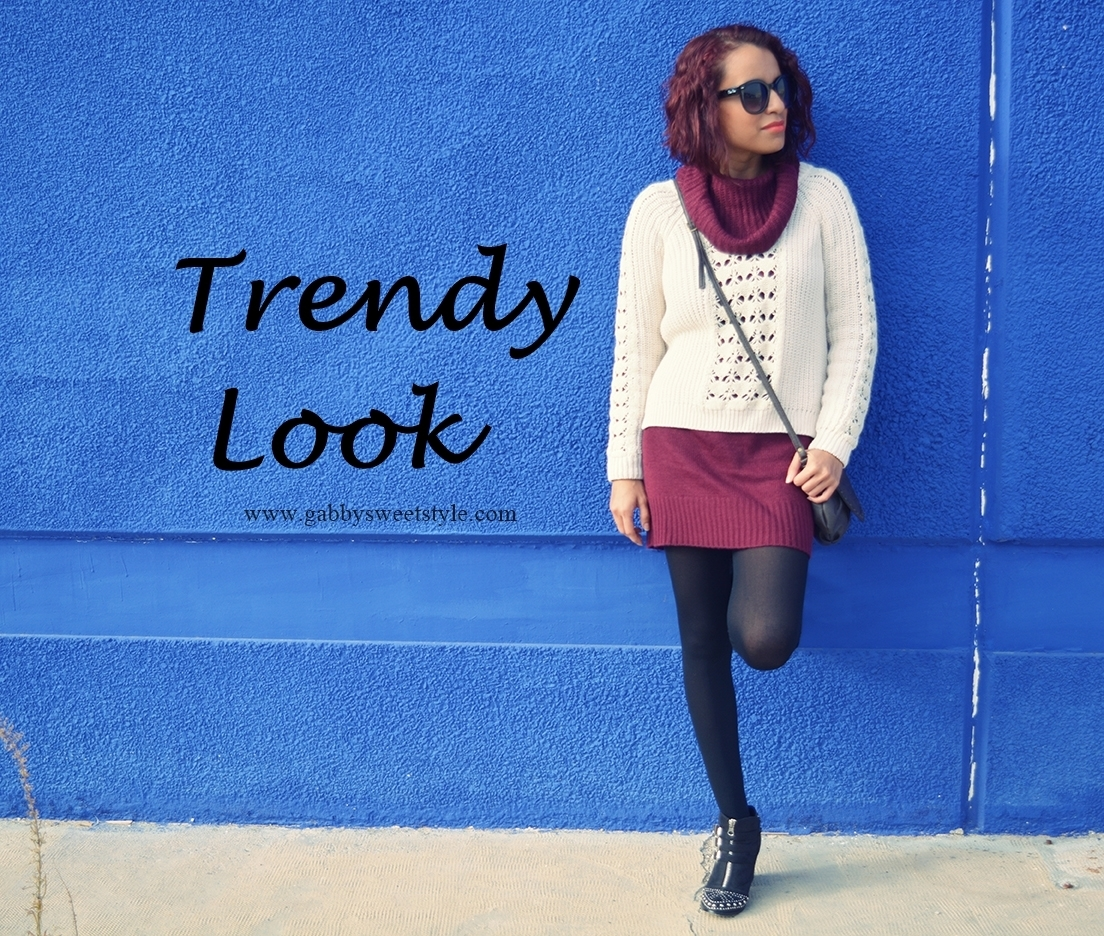 Consigue un look TRENDY