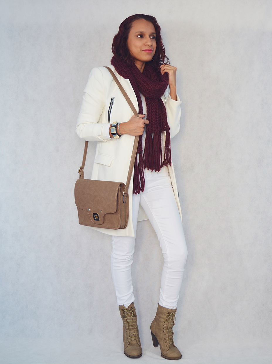 Look total white 6