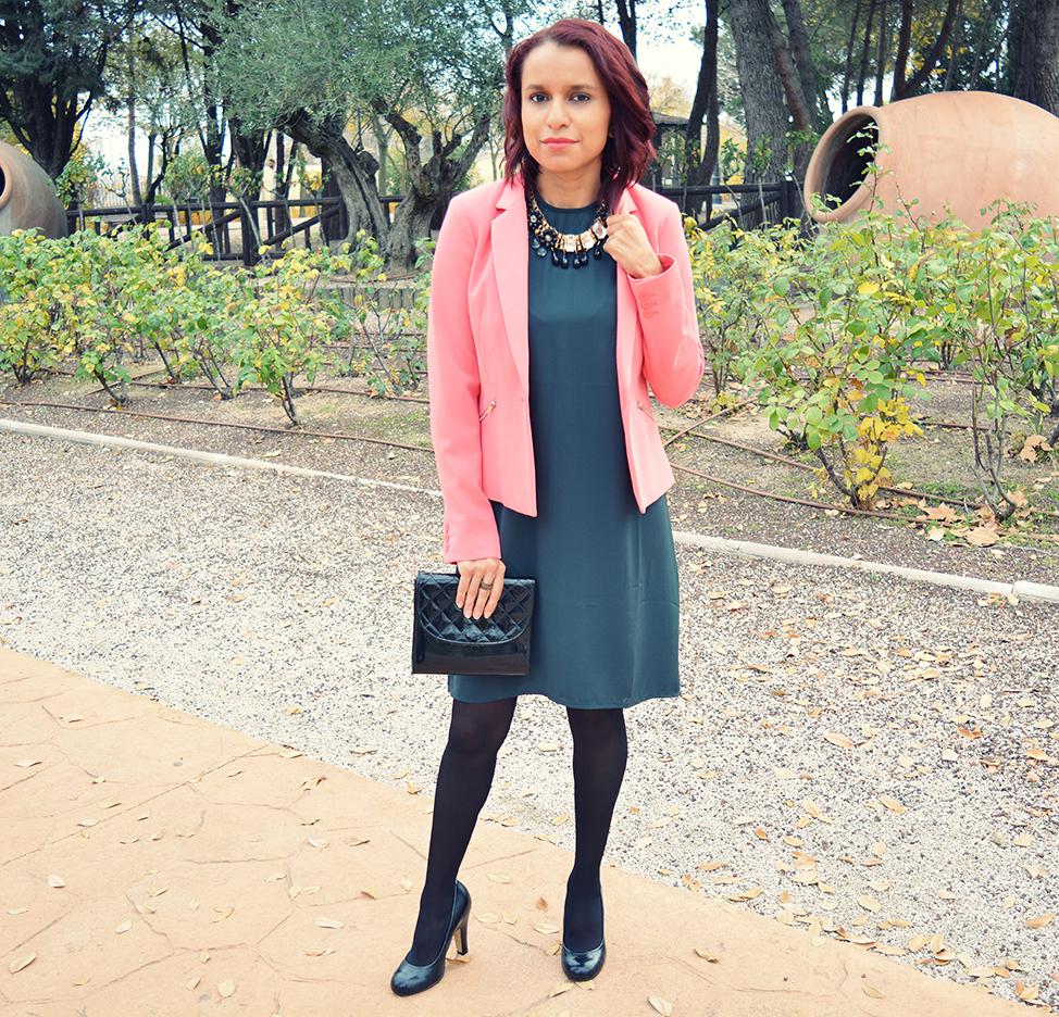 Look vestido tunica 4