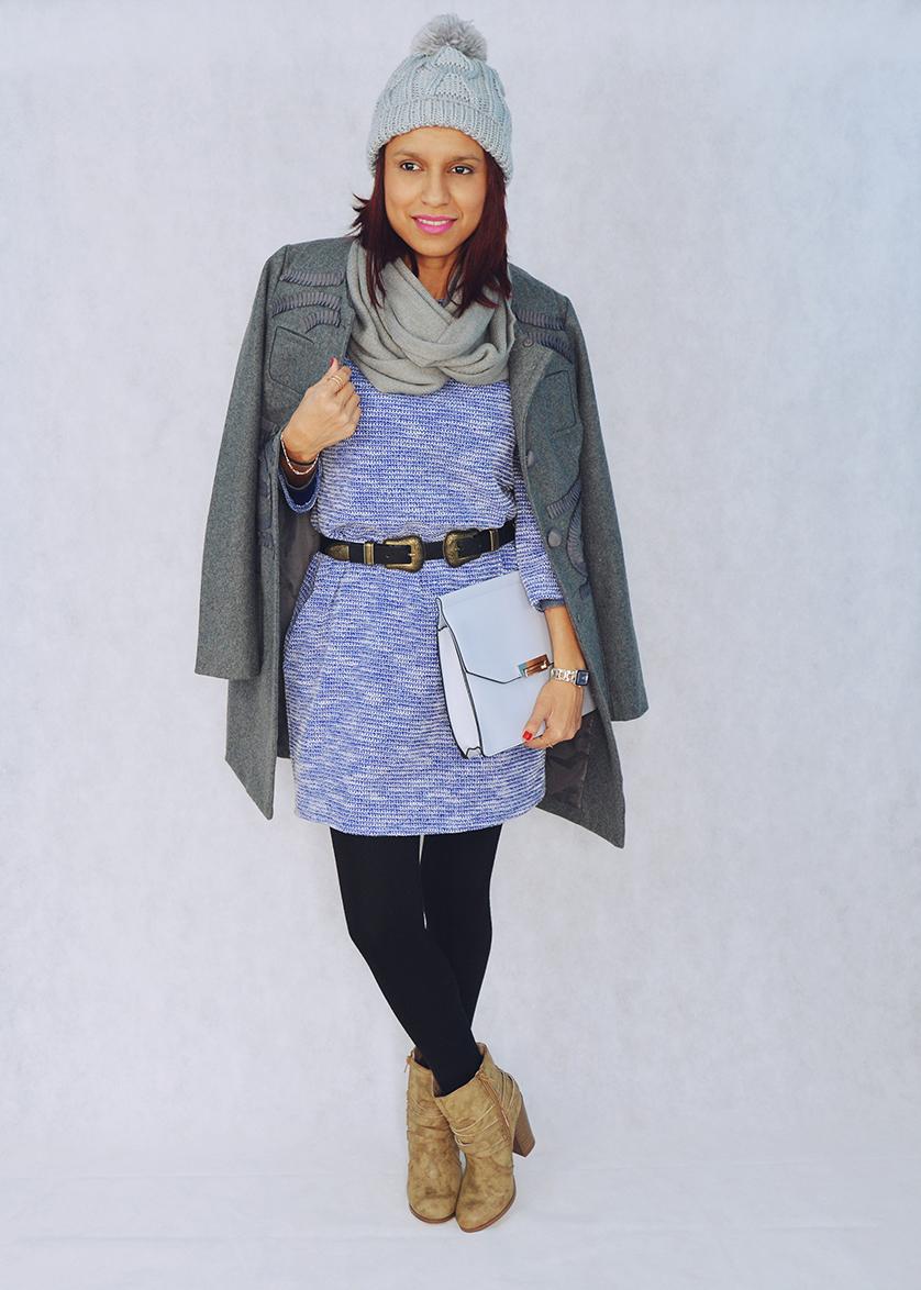 Cómo vestir para días de frío