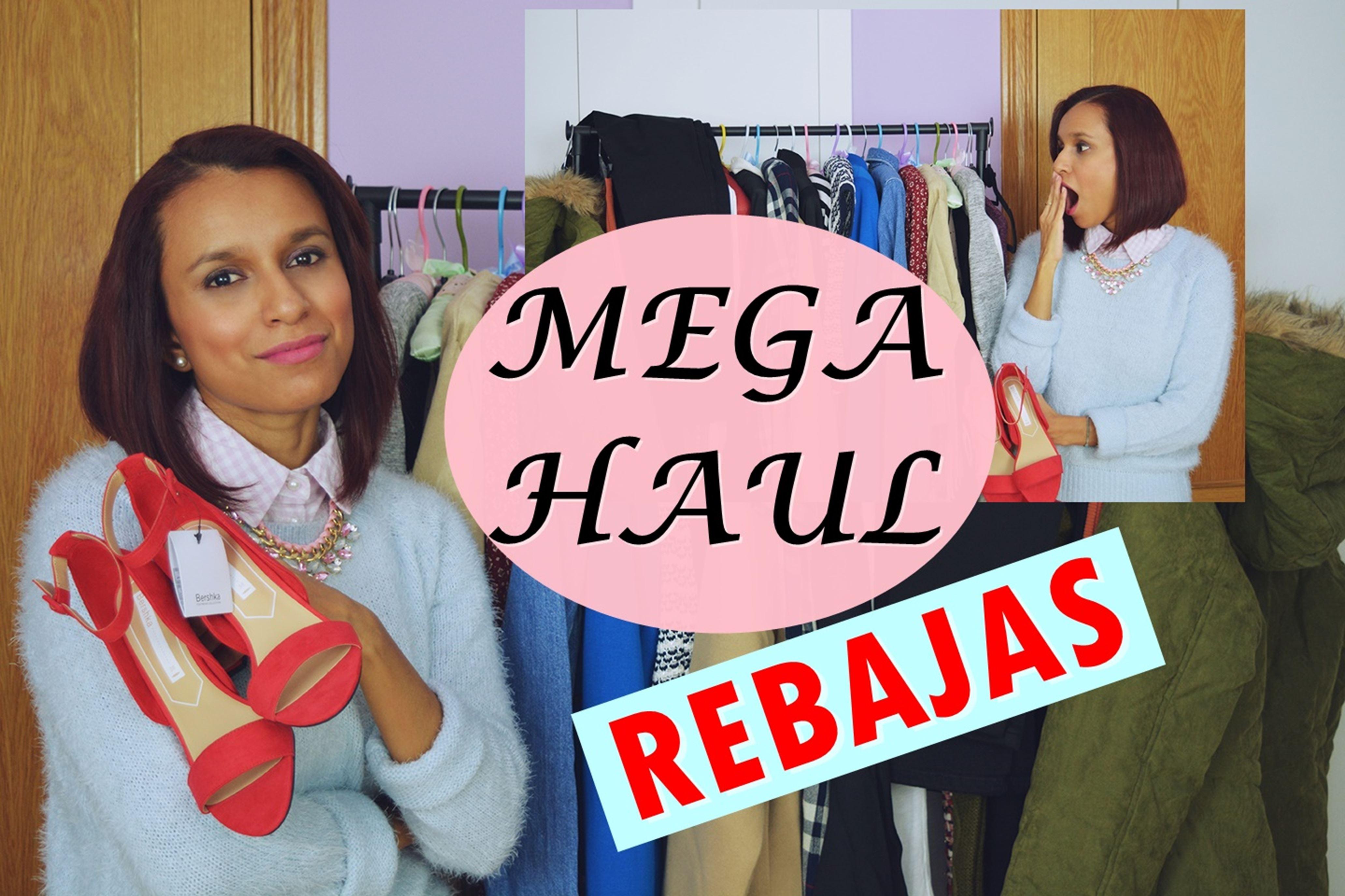 Nuevo vídeo, MEGA HAUL de REBAJAS