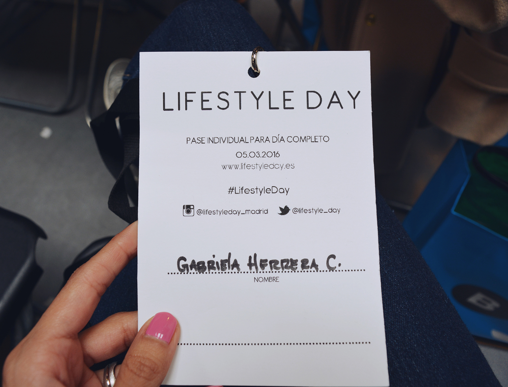Evento LIFESTYLE DAY