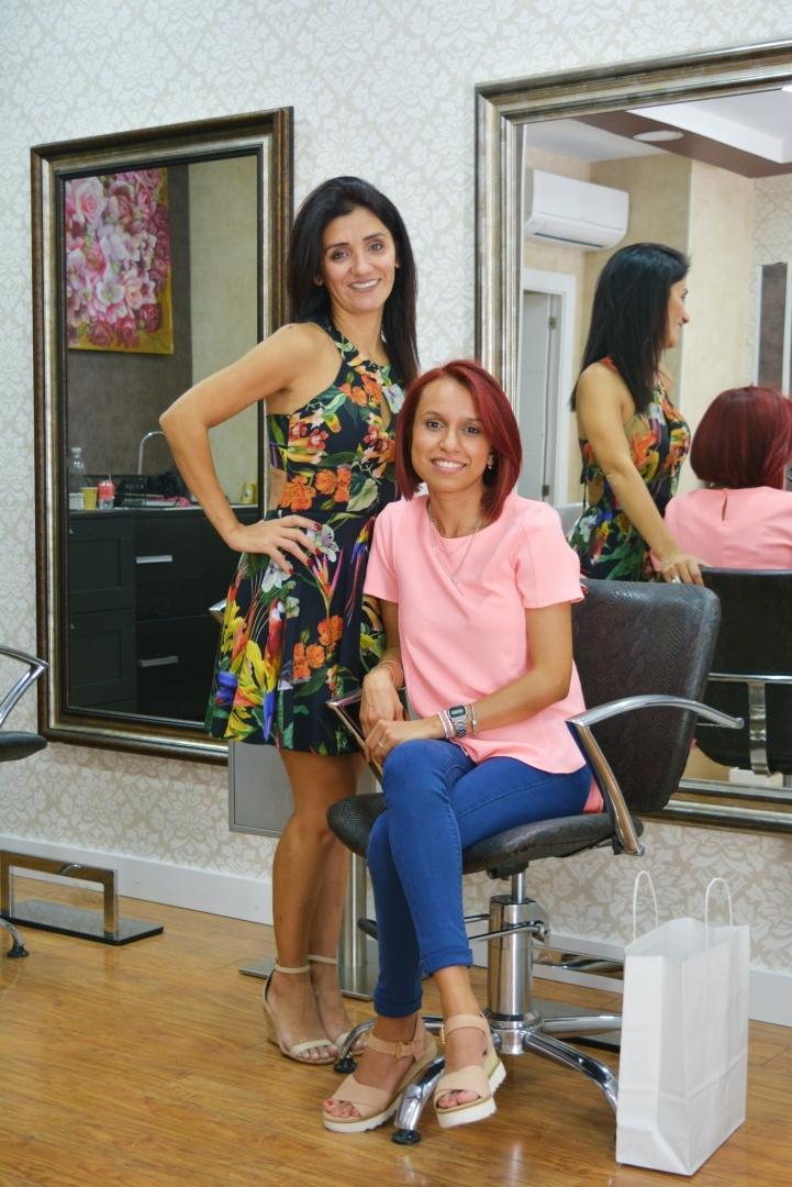 Peluquería Aquarela Valeria y Gabriela