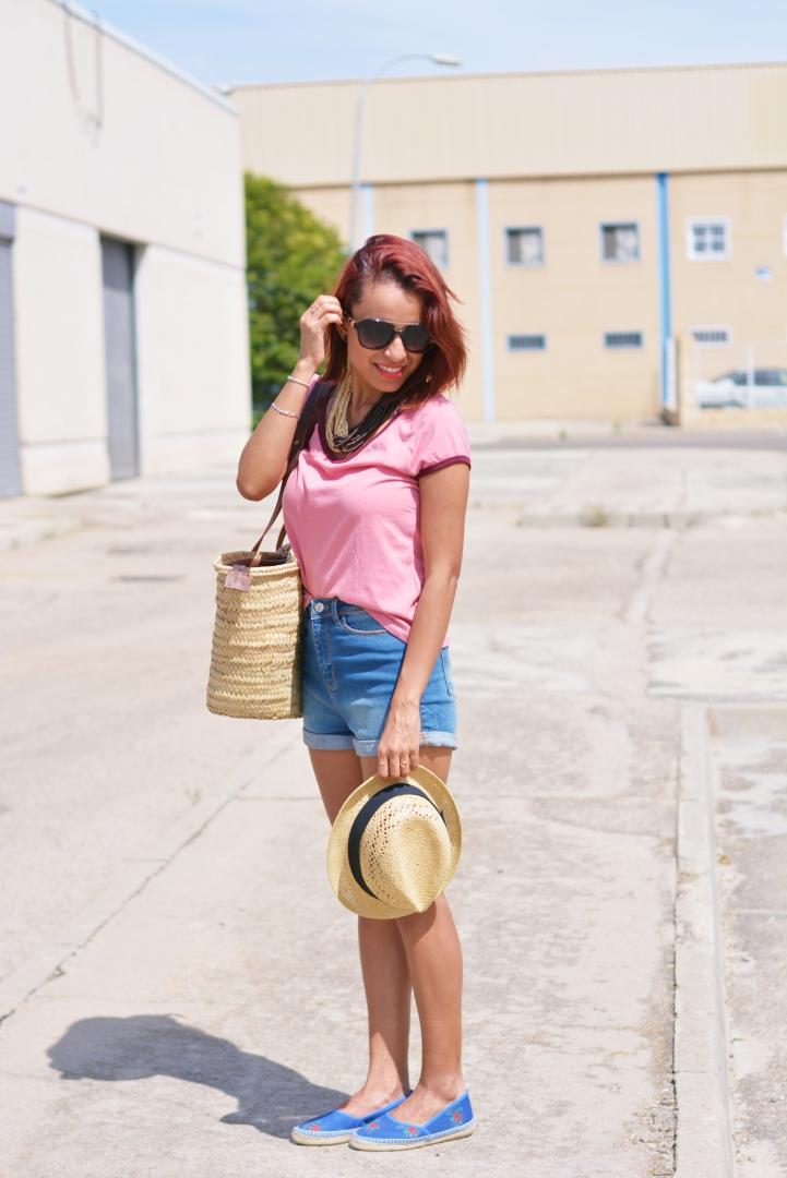 Outfit para ir a la playa