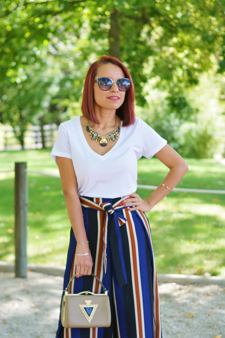 Outfit camiseta blanca