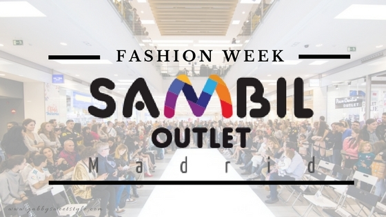 Fashion Week Centro Comercial Sambil