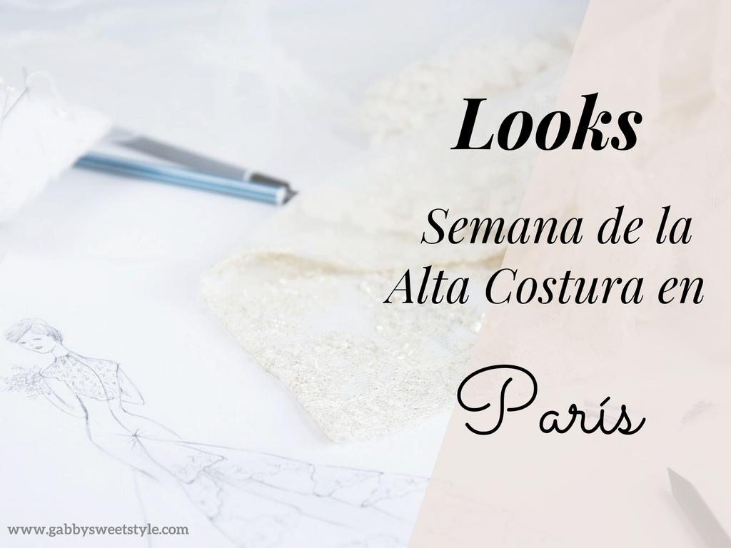 Cómo vestirse para la semana de la Alta Costura en París