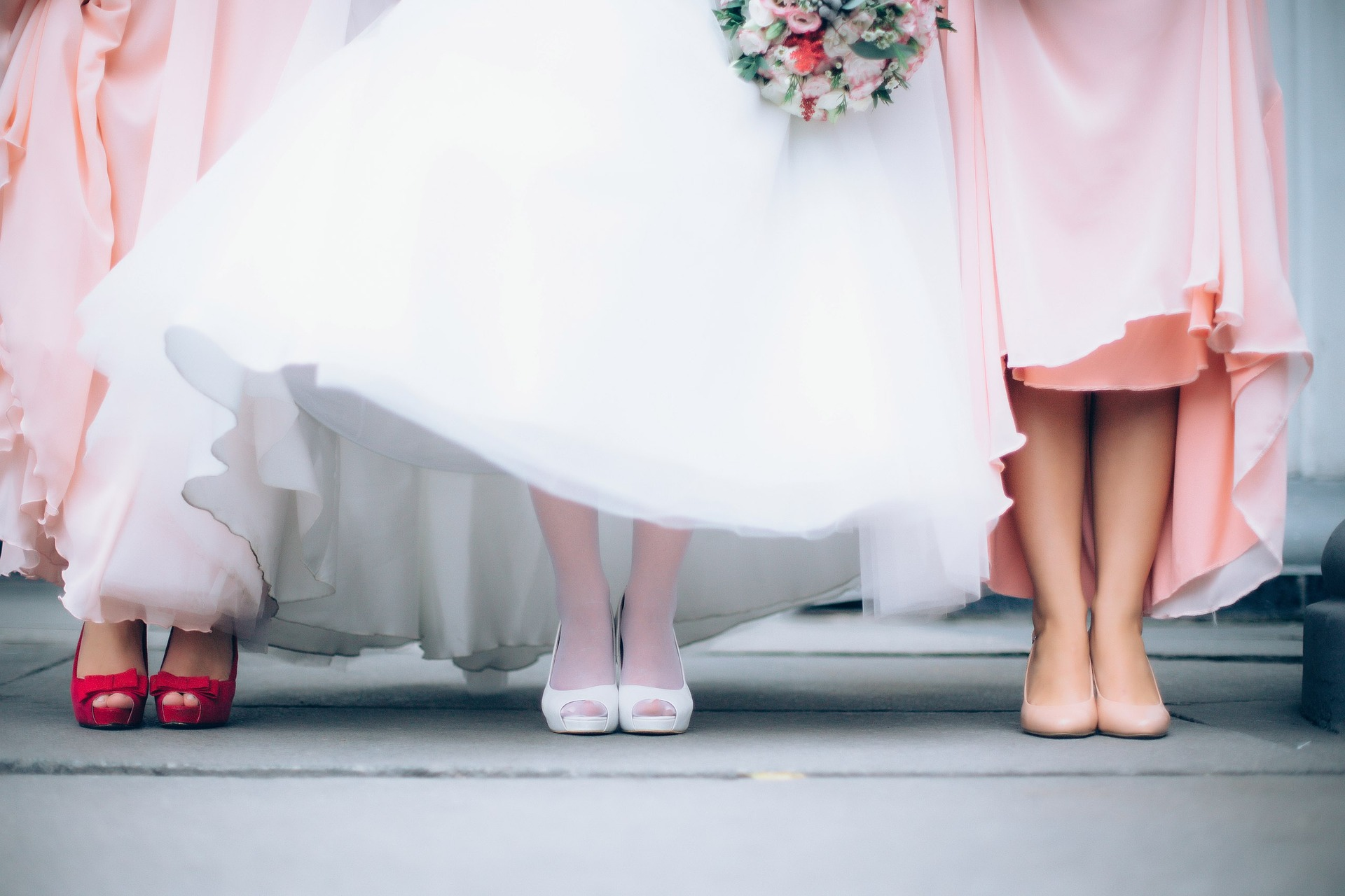 Invitadas de boda