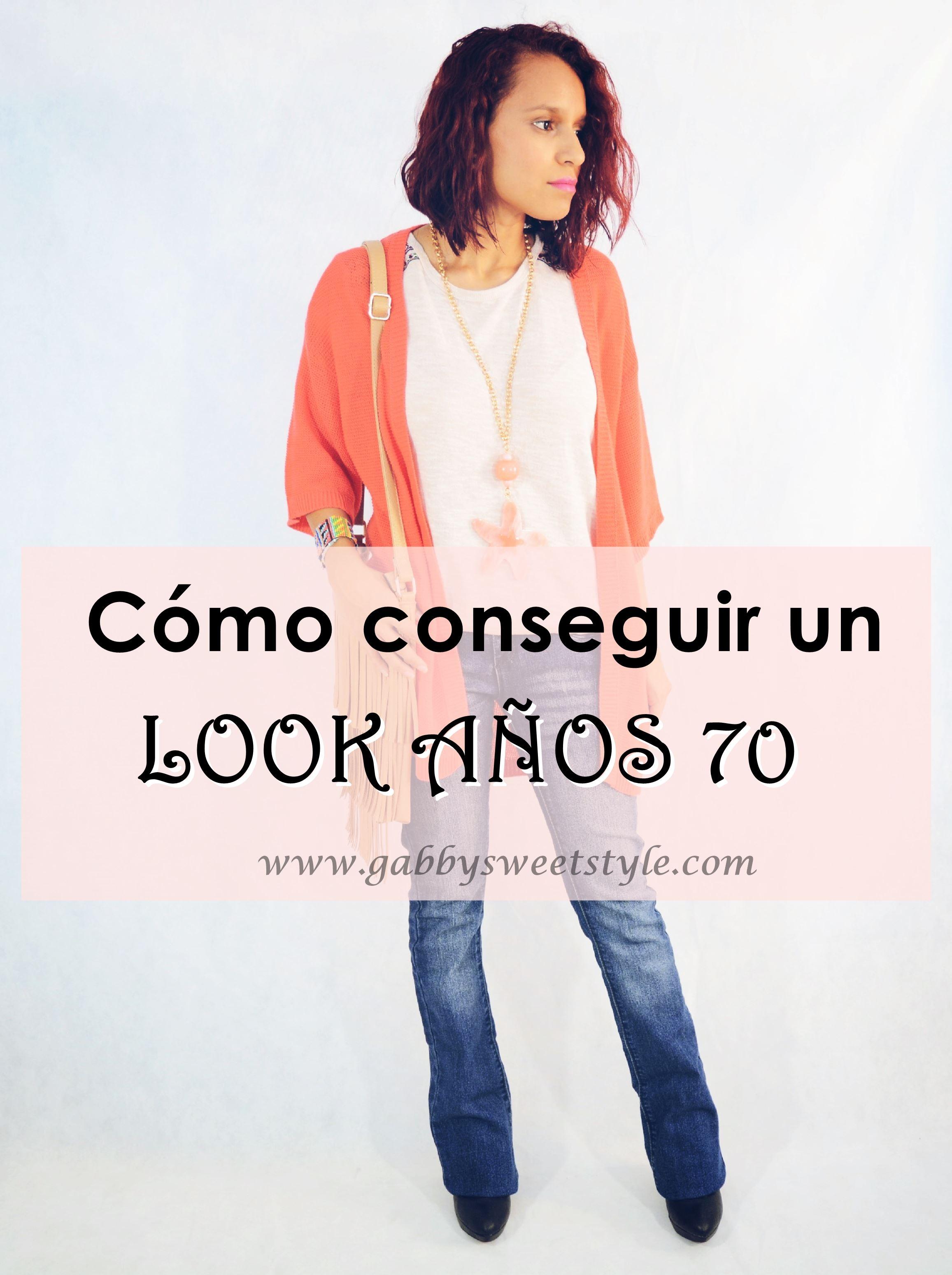 LOOK AÑOS 70