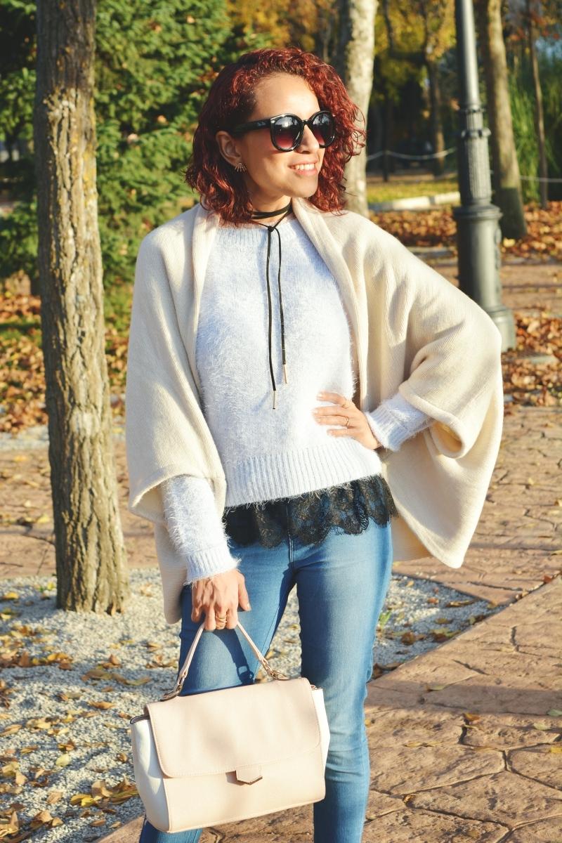 Cómo vestir por capas en días fríos