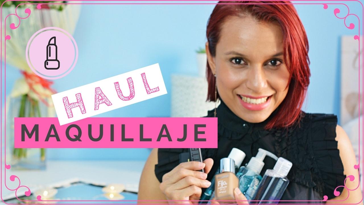 Compras de Maquillaje (Vídeo)
