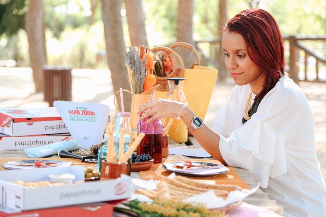 Cómo realizar un picnic otoñal